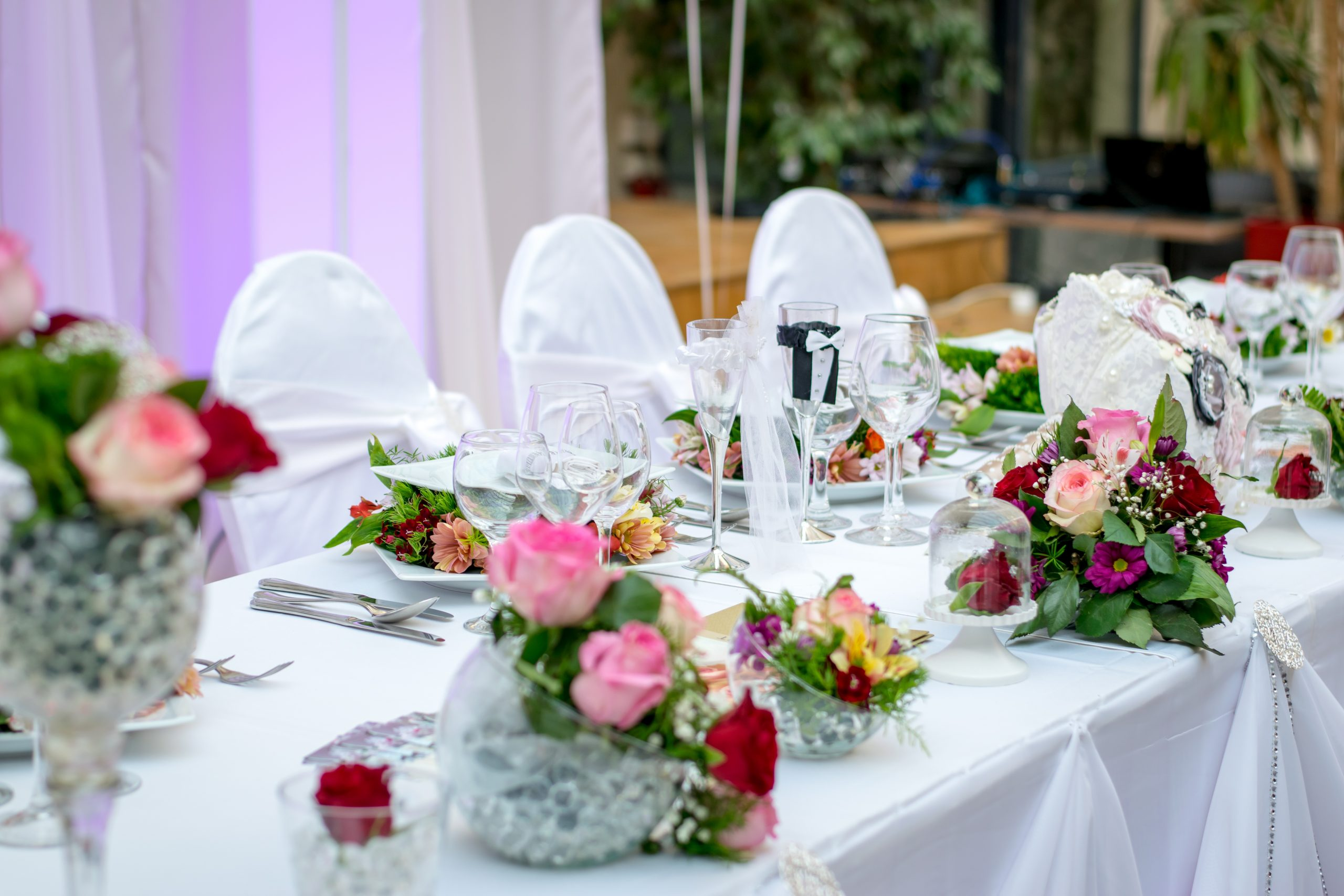 table-white-flower-petal-decoration-meal-1046813-pxhere.com